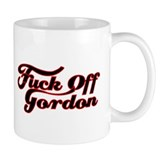 Truck Off Gordon Small Mug
