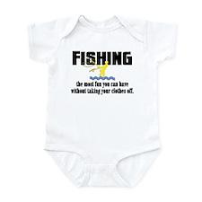 Fishing Fun Onesie