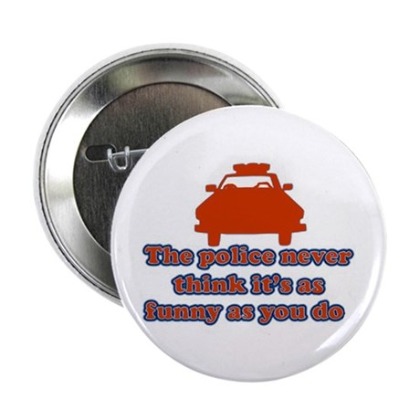 "Funny Police 2.25"" Button (100 pack)"