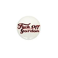 Truck Off Gordon Mini Button (10 pack)