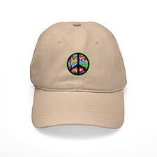 Peace Sign Baseball Cap