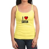 I LOVE CAITLIN Ladies Top