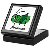 Little Grasshopper Keepsake Box