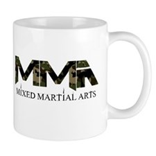 Unique Mma in blood Mug