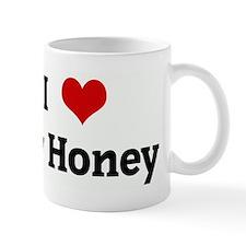 I Love My Honey Mug