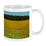 Flowers in the Field Small Mug