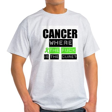 Cancer Cure Lymphoma Light T-Shirt