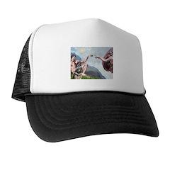 Creation / G-Shep Trucker Hat