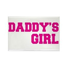 daddy's girl t-shirt Rectangle Magnet