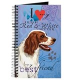 Irish Red &amp; White Setter Journal