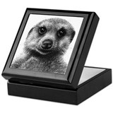 Meerkat Keepsake Box