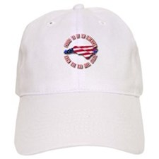 Patriotic North Carolina Baseball Cap