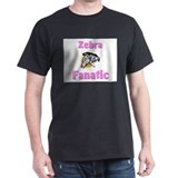 Zebra Fanatic T-Shirt