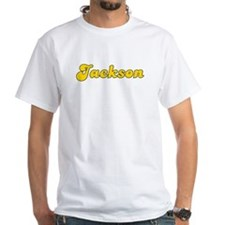 Retro Jackson (Gold) Shirt
