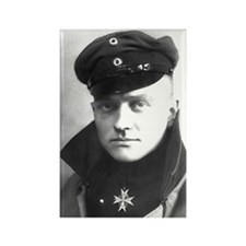 The Red Baron - Manfred von Richthofen Rectangle M