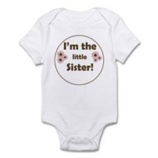 Cute Little sis Infant Bodysuit