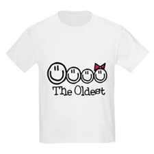 The Oldest of 4 T-Shirt