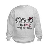 Not the Baby of 4  Sweatshirt