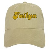 Retro Jailyn (Gold) Cap