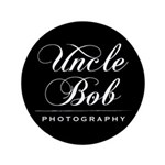 "Uncle Bob Photography 3.5"" Button (100 pack)"
