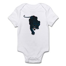 Sleek Panther Infant Bodysuit