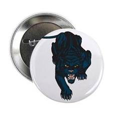 "Sleek Panther 2.25"" Button"