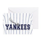 The Yankees... Greeting Card