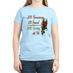 Exciting 76th Women's Light T-Shirt