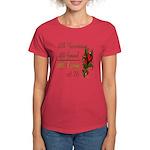 Exciting 76th Women's Dark T-Shirt