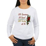 Exciting 76th Women's Long Sleeve T-Shirt