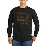 Exciting 76th Long Sleeve Dark T-Shirt