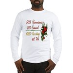 Exciting 76th Long Sleeve T-Shirt