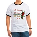 Exciting 76th Ringer T