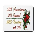 Exciting 76th Mousepad