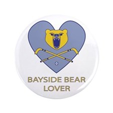 "Cute Bayside 3.5"" Button"