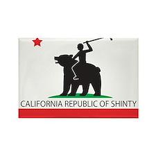 California Republic of Shinty Magnet