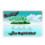 Greetings Postcards (Package of 8)