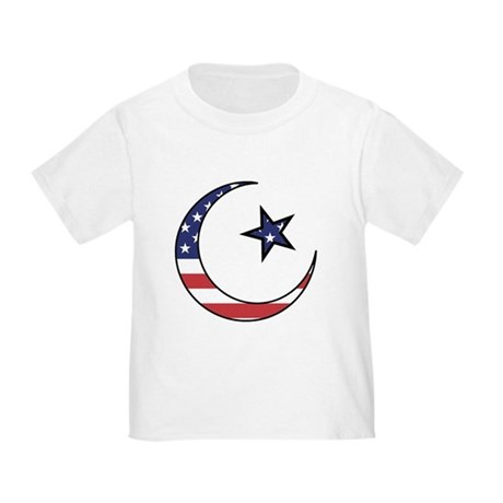 American Muslim Toddler T-Shirt