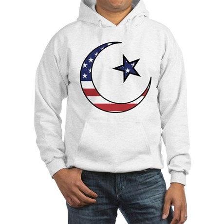 American Muslim Hooded Sweatshirt
