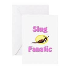 Slug Fanatic Greeting Cards (Pk of 10)