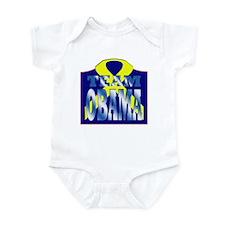 Team Obama Infant Bodysuit