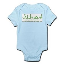 Jihad Infant Creeper