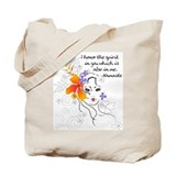 Namaste Tote Bag