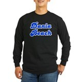 Retro Dania Beach (Blue) T