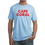 Retro Cape Coral (Red) Shirt