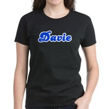Retro Davie (Blue) Tee