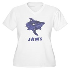 Purple Jaws T-Shirt
