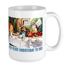 A Very Merry Unbirthday! Mug