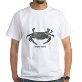 Tangier Island Blue Crab Shirt