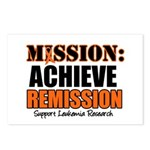 Mission Remission Leukemia Postcards (Package of 8